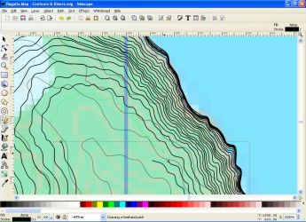 Tracing Mount Barome by dcjc
