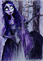 The Corpse Bride by deathwish85