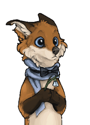 Courting Fox -Animation by Felix-Vulpes