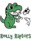 Reilly Raptors 2 Colours by xmysterydance