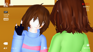 [MMD] Undertale - Grump It! by BorshikAbber