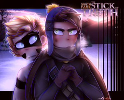 Craig and Tweek | South Park: The Stick of Truth by Ali3ken