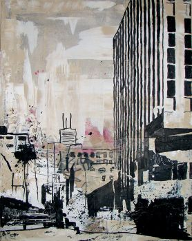 Cityscape 15 by snagletooth