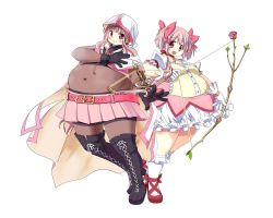 Iroha and Madoka, in... by DMXrated
