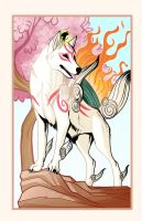 Amaterasu by Loryska