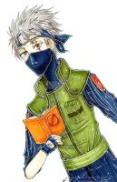 Kakashi Commision by Veeves
