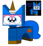 Astro Unikitty! by teamlpsandacnl