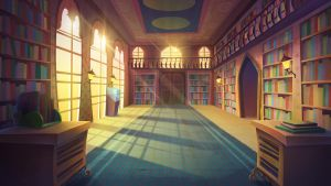 Library02 by CiCiY