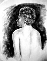 Life Drawing No. 1 by Awryfire