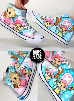 Tony Tony Chooper Shoes by Bobsmade