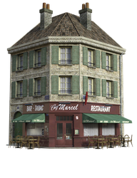 Bistrot by coolzero2a
