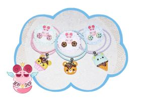 Kawaii Bears Parure by dragonfly-world
