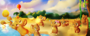 :Contest Entry: Summer by Fierying