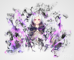 Grima from the Shadows by Oddylicious