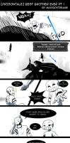 [PT] Best Brother Ever pg 1 by Maxx2DXtreame