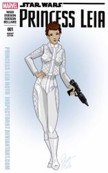 Princess Leia Hoth by Inspector97