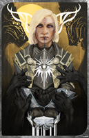 Dragon Age: Inquisition Commission by MattDeMino