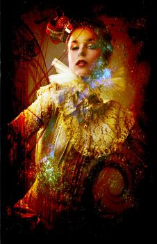 Tease Tarot: The Empress by StellaPrice