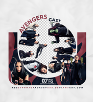 Png Pack 3412 - Avengers Cast by southsidepngs
