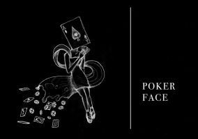 Poker Face by Aeare