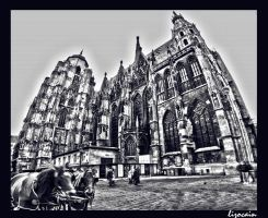 St. Stephen's Cathedral by Lizocain