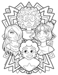 Steven Universe Coloring Contest by KampieStarz