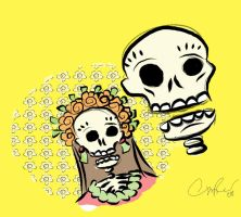 day of the dead by Ralston1850