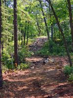 Trail To Buzzard Nest Ridge by TemariAtaje