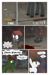 Fallout Equestria: Grounded page 93 by BoyAmongClouds