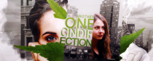 WATTPAD BANNER | another one cinderection story by Diagonas
