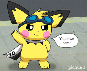 Sparks Returns by pichu90