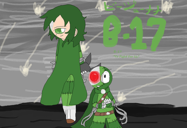 PTR and 9:B-17 Bomber by Angelcuti