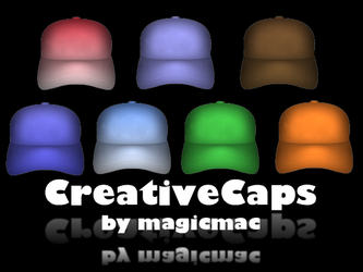 CreativeCaps by magicmac