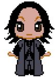 Pixel Snape by uptowngirl48