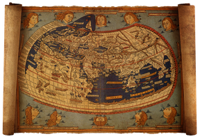 old world map 2 by HaniSantosa