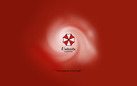 Umbrella Corporation Wallpaper by LookTheLife