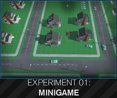 Experiment 01: Minigame by HGrobo
