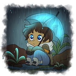 Chibi Lance by NiftyNightOwl