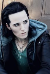 LOKI: I told you before I was an epitaph by FahrSindram