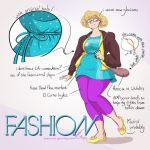 Fashion by nongravity