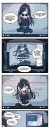 Negative Frames - 46 by Parororo