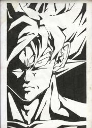 dragon ball z by Capocyan-Arvin