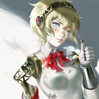 Aigis by ragecndy