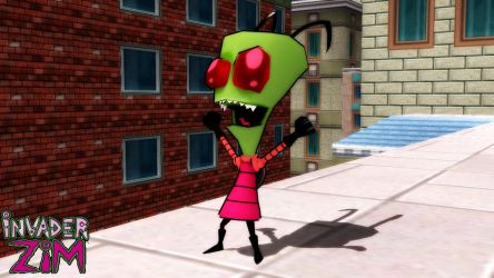 (MMD/XPS Model) Zim Download by SAB64