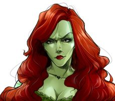 Poison Ivy by Oak-apple