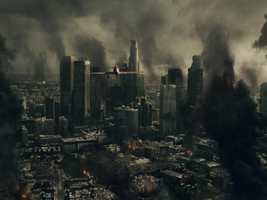 Resident Evil: Afterlife Los Angeles by myjavier007