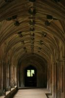 Lacock Abbey 04 by Skitsofrenika-Stock
