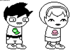 Egbert and Lalonde by gentlemankevs