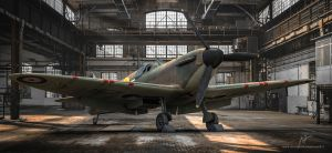Supermarine Spitfire by rOEN911