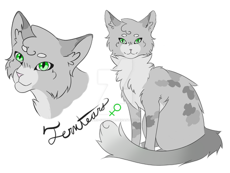 Ferntears Reference Sheet by Liars-Syndrome